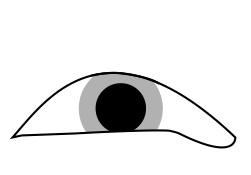 New Moon eyes